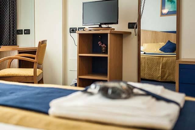Hotel Mastai Senigallia Dettaglio