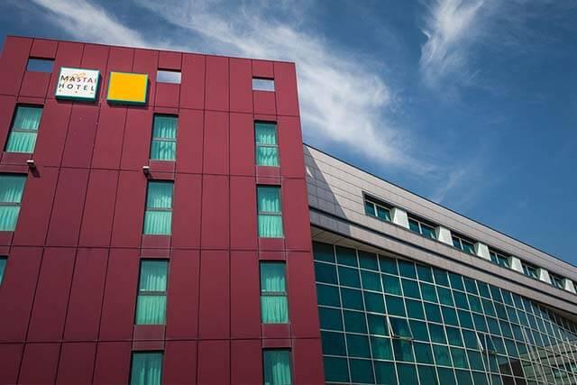 Hotel Mastai Senigallia Senigallia