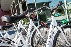 Bike Sharing Hotel Senigallia