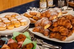 Hotel Mastai Senigallia Breakfast