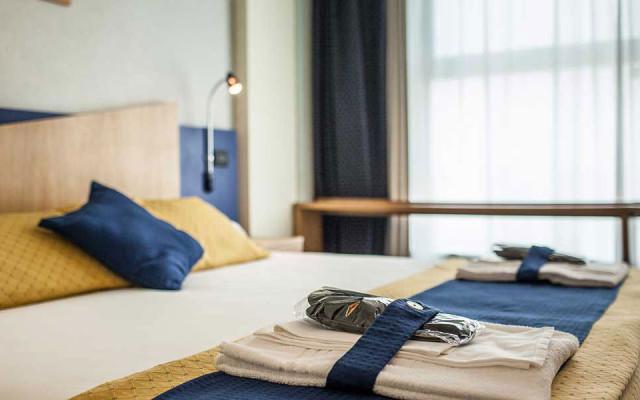 Camera hotel Mastai Senigallia Superior