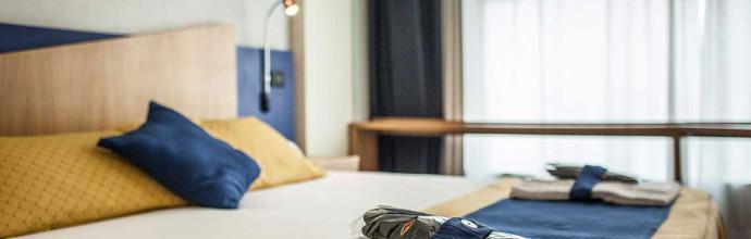 Room hotel Mastai Senigallia Superior