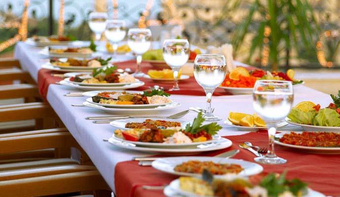 Catering a Senigallia Hotel Mastai Tavolo