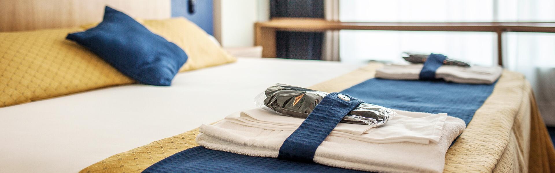 Hotel Mastai Senigallia camere spaziose e per disabili