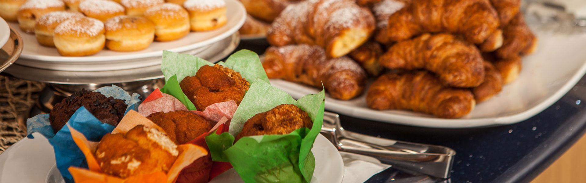 Hotel Mastai la miglior colazione di Senigallia
